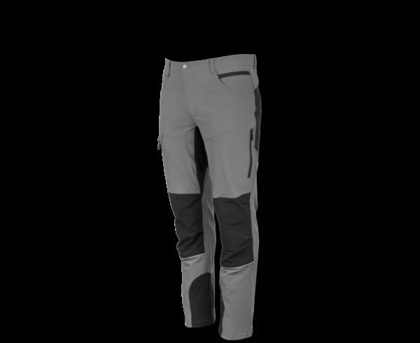 dolge pohodne hlače sive