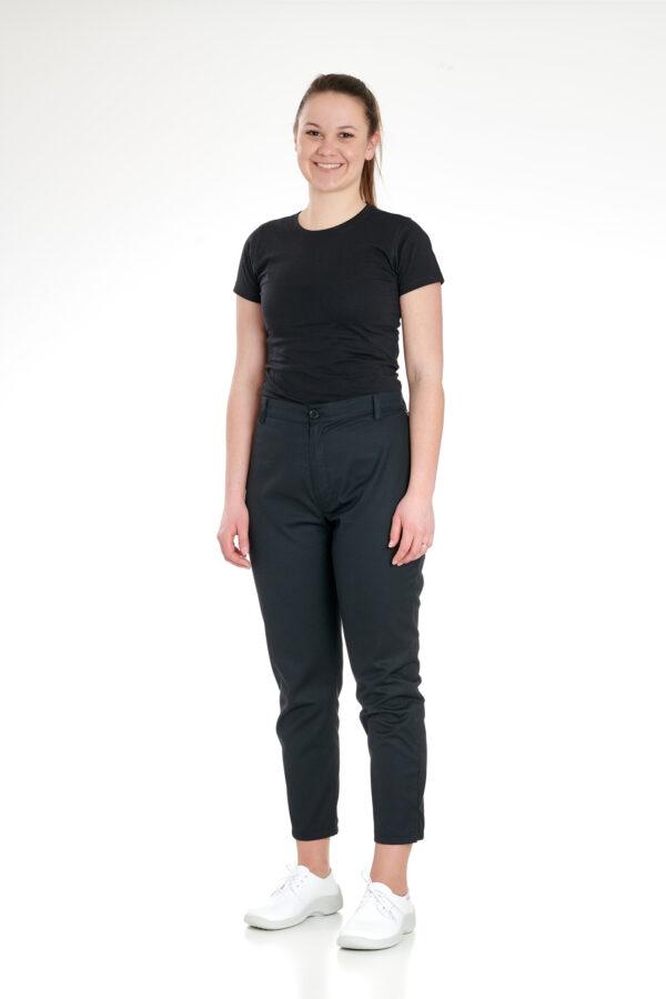 klasične ženske delovne hlače
