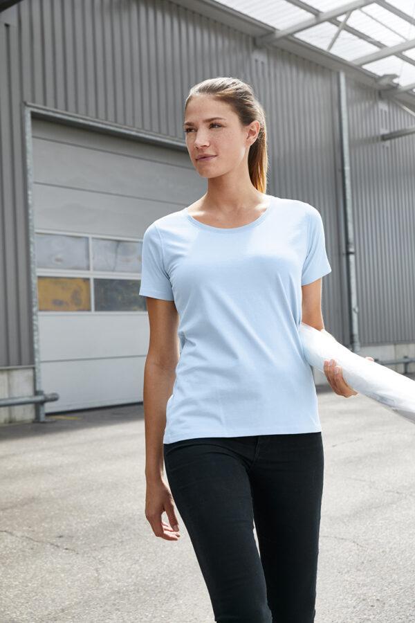 ženska delovna workwear majica